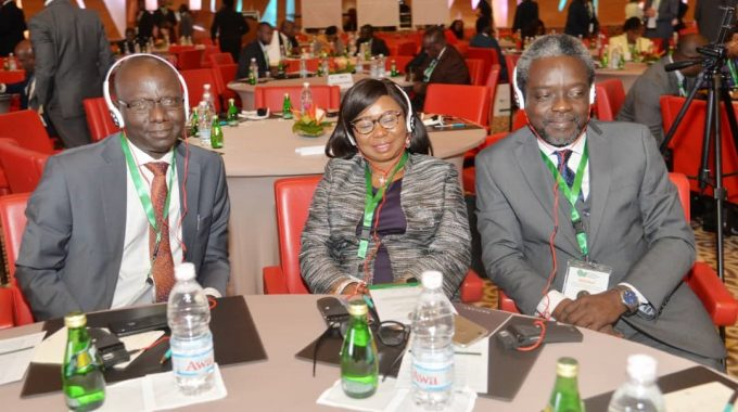 West African Capital Market Conference In Abidjan, Cote D'Ivoire